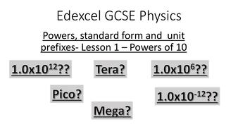 standard form science  Standard form converting into standard form by HornsbyJJ ...