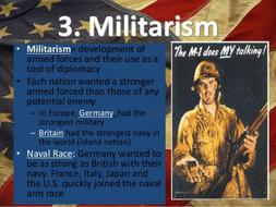 naval race world war 1