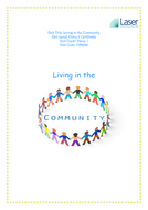 Living in the community