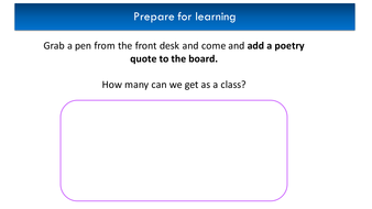 AQA Poetry Love and Relationships