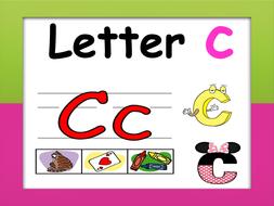 Sound C starting Words