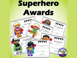 Superhero-Awards-.pptx
