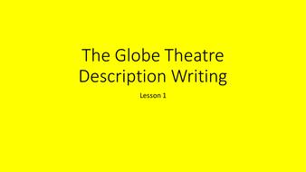 The-Globe-Theatre-Description-Writing.pptx