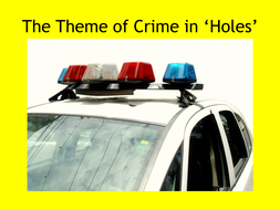 Speaking and listening task based on chapter 30 of 'Holes' by Louis Sachar- 'Zero's Trial'