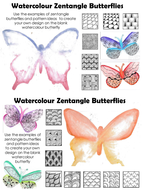 insect-extention-slip---zentangle-watercolour-butterfly.pptx