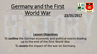 L3-Germany-and-the-First-World-War.pptx