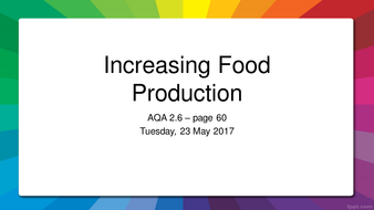Increasing-Food-Production.pptx