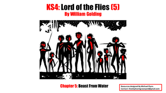 lord of the flies beast