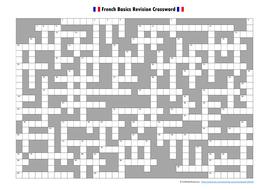 French-Basics-Revision-Crossword..pdf