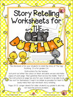 Story-Retelling-Worksheets-for-The-Ugly-Duckling-by-TeacherNyla-at-TES-Resources.pdf
