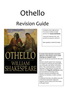 OCR EMC Othello Revision Booklet