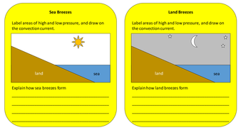 Sea Breezes Worksheet by ASnitch | Teaching Resources
