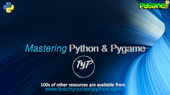 Pygame and Python - Getting started by PythonTeacher
