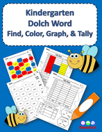 Dolch-Kindergarten-Sight-Words---Find--Color--Graph--and-Tally---Bee-Theme.pdf