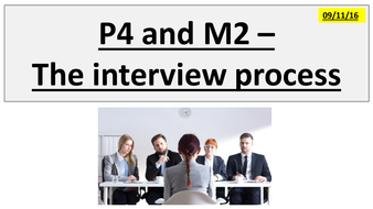 P4-and-M2---The-interview-process.pptx