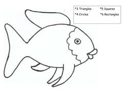 The Rainbow Fish Colouring Sheets - The Rainbow Fish, Marcus ...   190x246