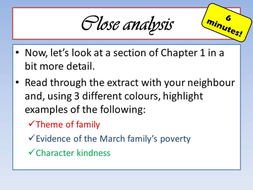 little women character analysis