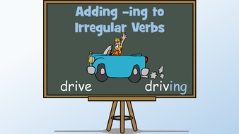 preview-images-adding-suffix-ing-regular-and-irregular-verbs-1.pdf