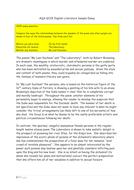 Aqa Gcse English Literature  Poem Comparison Essay By Biggles  Aqa Gcse English Literature  Poem Comparison Essay Science Essay Topic also Essay Writing On Newspaper  Easy Essay Topics For High School Students