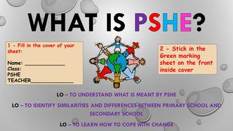 PSHE Review - slideshare.net
