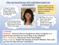 self-confidence PSHE resources .pptx