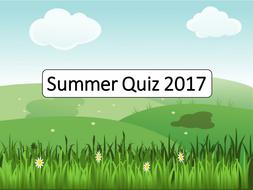 Summer-Quiz-2017.pptx