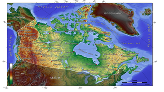 Physical and Geography of Canada by krisgreg30 | Teaching ... on