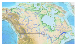 Physical and human geography of canada by krisgreg30 teaching lesson 7 riverspdf gumiabroncs Gallery
