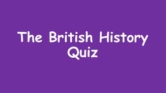 The-British-History-Quiz.pptx