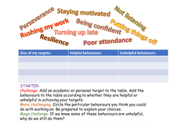 starter PSHE form time resources.docx