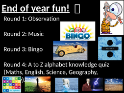 Don't mention Christmas / xmas. Quiz, bingo, cars 3 video quiz, music video round, lots of fun !!!