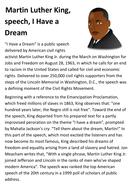 pdf i have a dream speech