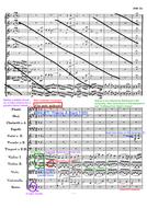 Score Annotation: Mendelssohn's Symphony No. 4, Movement III (Con moto moderato)