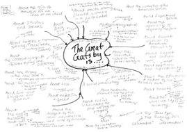 revising the great gatsby for a level or ib by tallybarnett