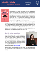 Being Miss Nobody by Tamsin Winter – teacher's notes and activities (KS2)