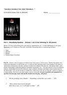 Macbeth Summative Essay Test by Bergstein - Teaching Resources - Tes