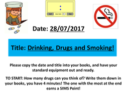 1.4.-Lesson-PPT---Drink--Drugs-and-Smoking!.pptx