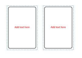 blank tolsby template by addevlin teaching resources tes