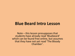 Bloody-Chamber-Bluebeard-Intro-Lesson.pptx