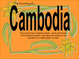 Cambodia!