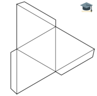 12 Nets of 3D Shapes & Step-by-step how to calculate