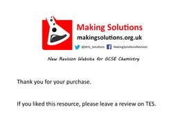 KS3 Atoms - Lesson 5 - Mixtures.pptx