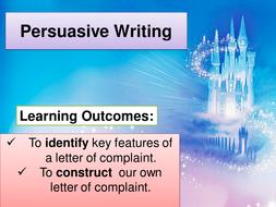 Ks3gcse sen letter of complaint low ability by bexiy17 ks3gcse sen letter of complaint low ability spiritdancerdesigns Images