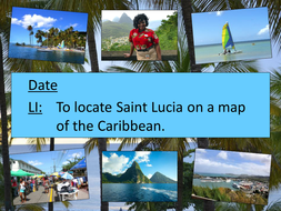 Locating-St-Lucia-in-the-Caribbean.ppt