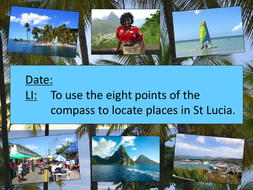 Using-compass-directions-to-locate-places-in-St-Lucia.ppt