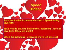 dating flashcards