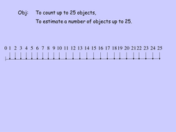 count-to-25-using-number-line.ppt