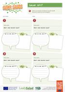 Worksheet 6 - Salad Spy