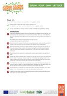 Worksheet 7 - Grow Your Own Lettuce Information