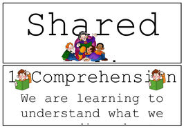 shared reading examples